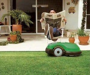 Robotic Lawn Mowers The Grass Outlet San Antonio Tx